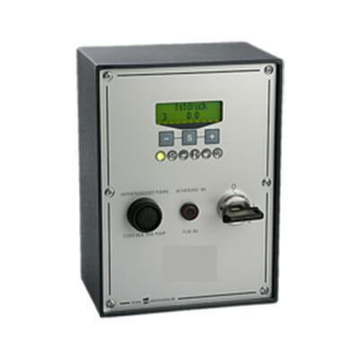 PMS 3000 Pump control